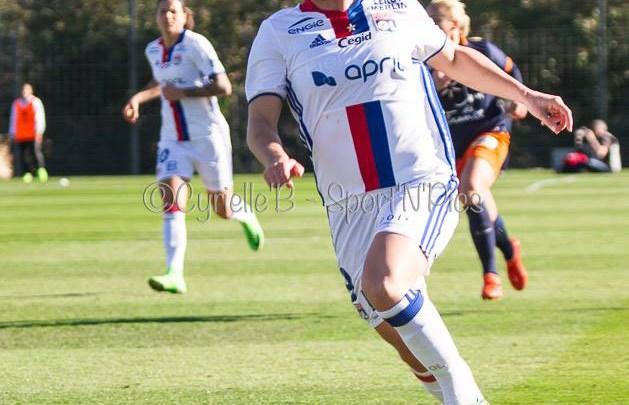 Football - OL - Eugénie Le Sommer - Football féminin - Sport féminin