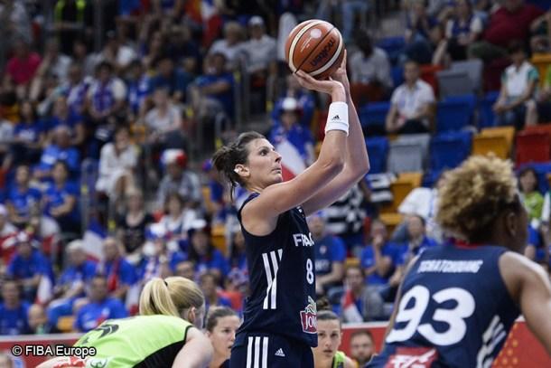 Basket France Héléna Ciak