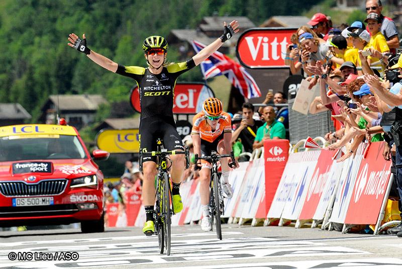 Annemiek van Vleuten - La Course by Le Tour 2018 - Cyclisme Féminin - Femmes de Sport