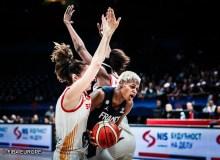 Basket - France féminine - Valériane Ayayi