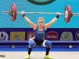 Haltérophilie - Manon Lorentz - Haltérophilie Féminine - Sport Féminin - Femmes de Sport
