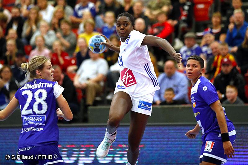 Handball féminin - France - Gnonsiane Niombla - Sport Féminin - Femmes de Sport