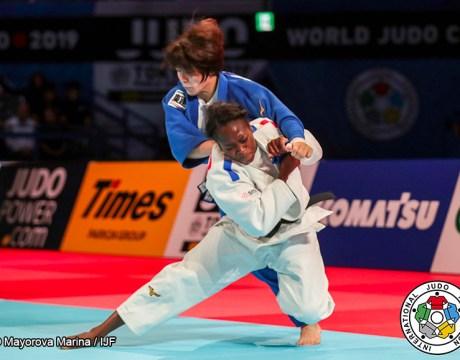 Judo - Clarisse Agbegnenou Championne du Monde 2019 - Sport Féminin - Femmes de Sport