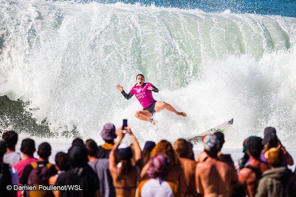 Johanne Defay - Surf féminin - Sport Féminin - Femmes de Sport