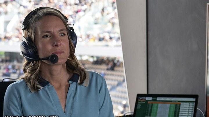 Justine Henin - France Télévision - Tennis Féminin - Sport Féminin - Femmes de Sport