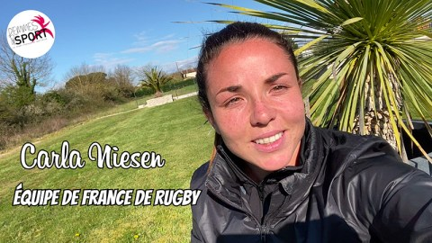 La Selfinterview - Carla Neisen - Rugby féminin - Sport Féminin - Femmes de Sport