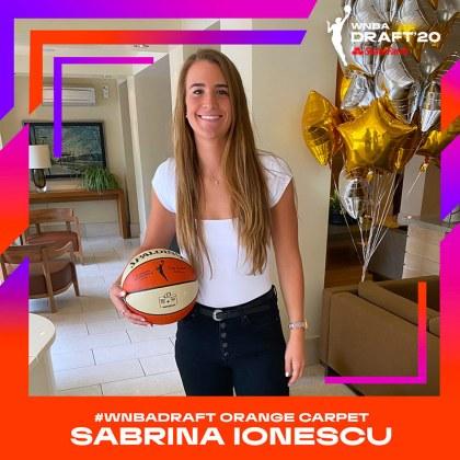 Sabrina Ionescu - WNBA - Basket féminin - Sport féminin - Femmes de Sport