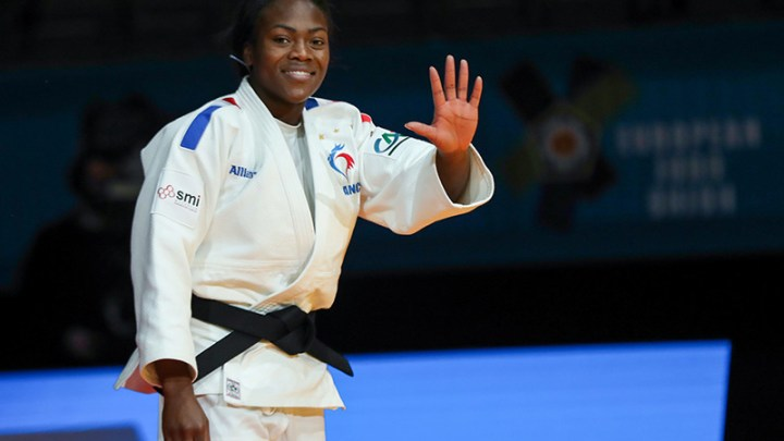 Clarisse Agbégnenou - Judo Féminin - Sport Féminin - Femmes de Sport