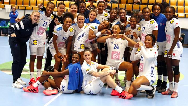 Equipe de France de Handball - Handball Féminin - Sport Féminin - Femmes de Sport