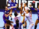 Alexandra Lacrabère - Equipe de France de Handball - Handball Féminin - Sport Féminin - Femmes de Sport