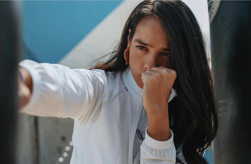 Rasha Al-Khamis - Boxe féminine - Sport féminin - Femmes de Sport