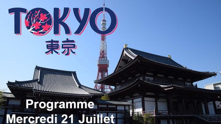 Tokyo 2020 - Programme du mercredi 21 juillet - Sport féminin - Femmes de Sport