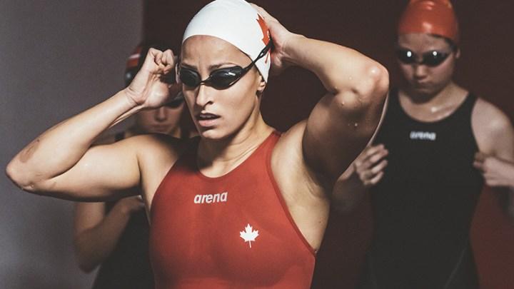 Nadia, Butterfly - Katerine Savard - Film - Natation féminine - Sport féminin - Femmes de Sport