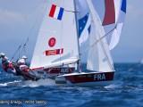 Camille Lecointre et Aloïse Retornaz - Voile Olympique - 470 - Sport féminin - Femmes de Sport