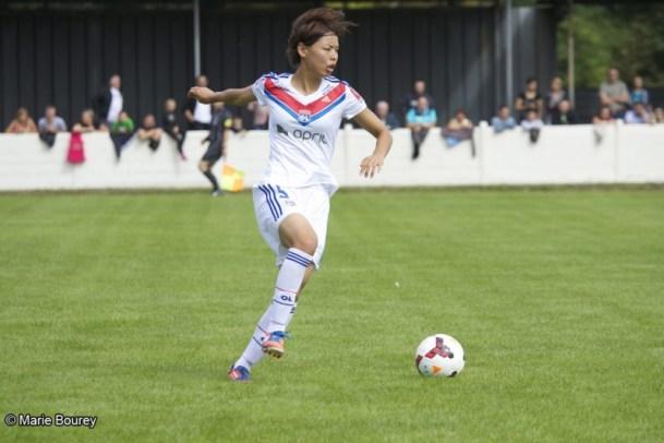 Football - Olympique Lyonnais - Saki Kumagai