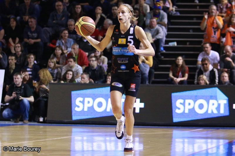 Basket - Bourges - Paoline Salagnac