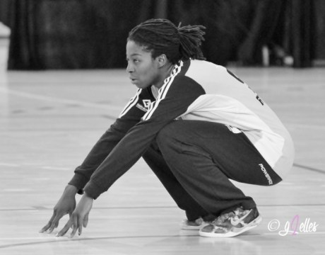 Handball - Issy Paris Hand - Armelle Attingré - 01-2015