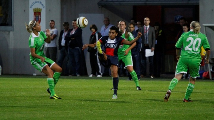 Football - PSG Féminin - Kenza dali