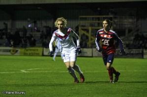 Football - Olympique Lyonnais - Laetitia Tonazzi