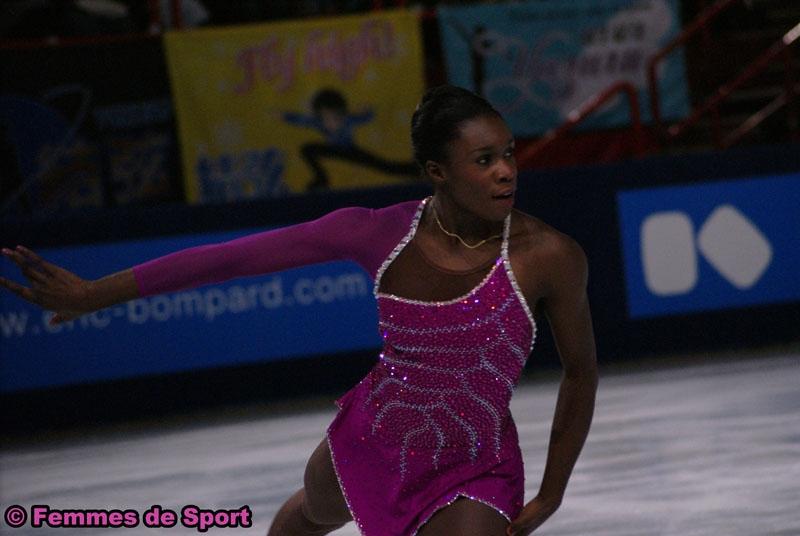 Sports de Glace - Maé Bérénice Méité