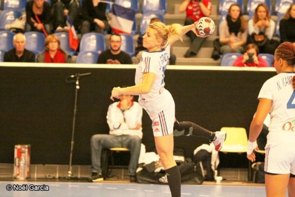 Handball - Equipe de France Féminine de Handball - Julie Goiorani