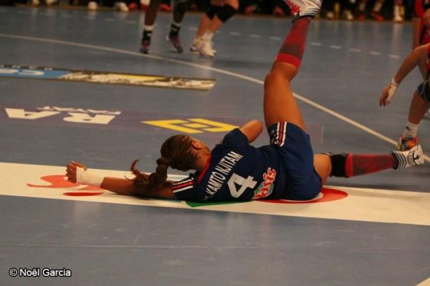 Handball - Equipe de France Féminine de Handball - Nina Kanto