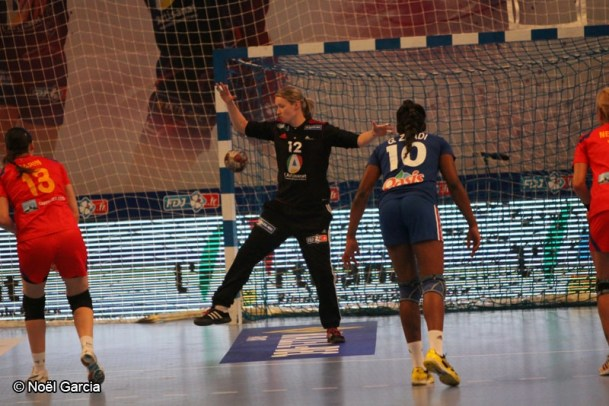 Handball - Equipe de France Féminine de Handball - Amandine Leynaud