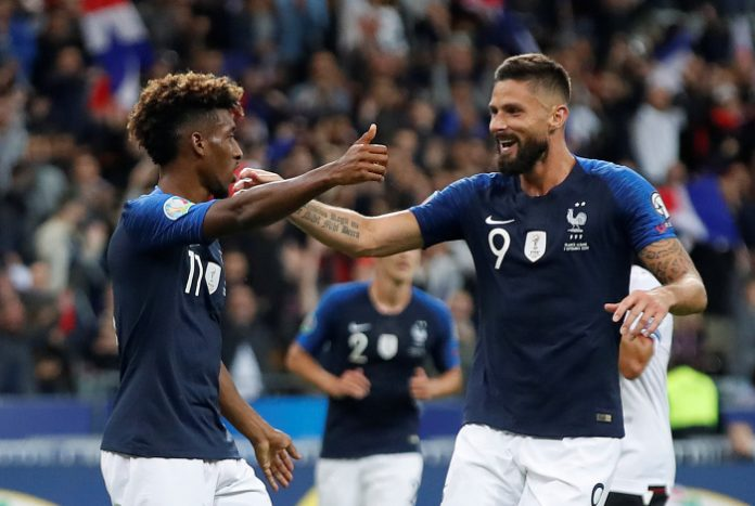 France Vs Portugal en direct : sur quelle chaîne et à ...