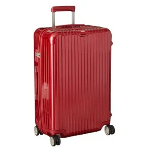 Rimowa – Valigia Salsa Deluxe Multiwheel 78 litri Orient Red