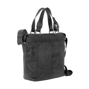 Porsche Design – Tote Bag Pelle Nero