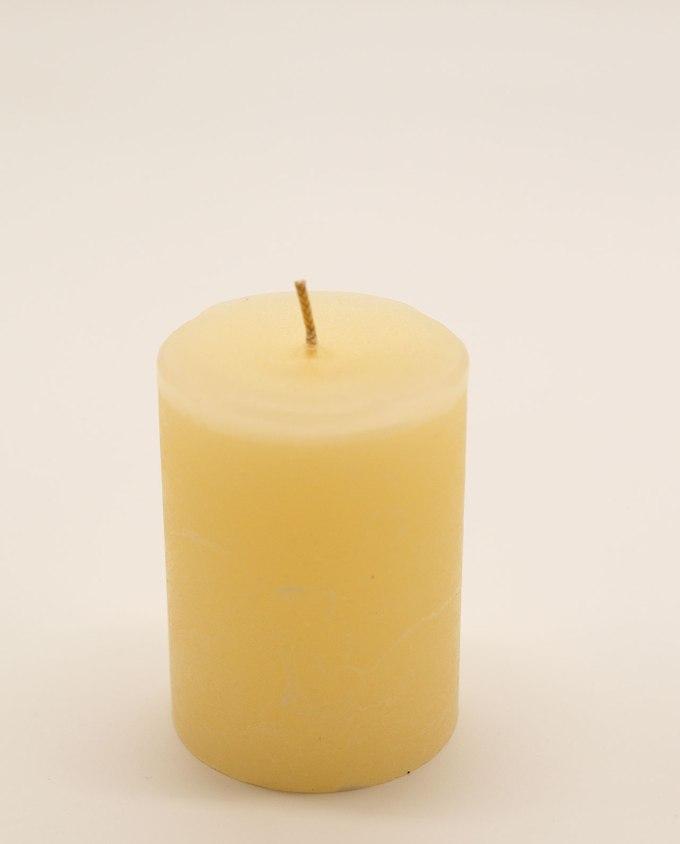 Κερί αρωματικό ρουστικ διαμέτρου 7 cm, υψους 10 cm