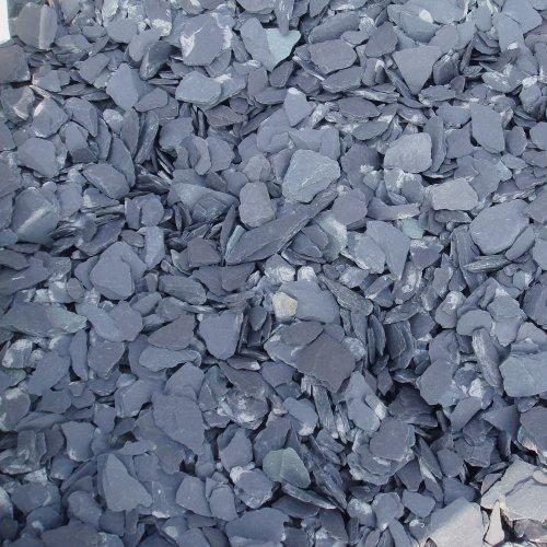 Blue Slate 20mm - Half Bulk Sack