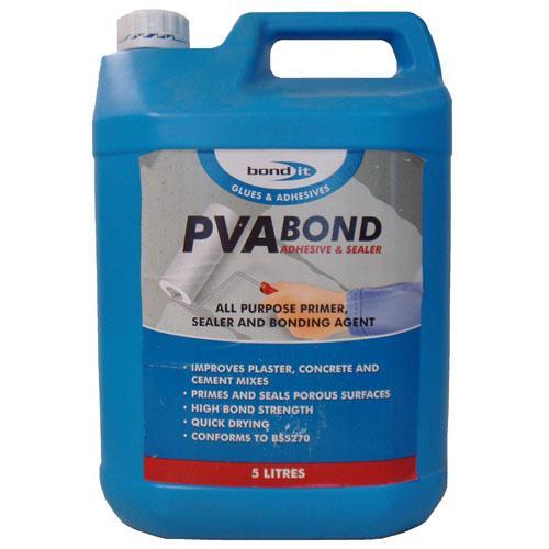 Bond It PVA Adhesive & Sealer - 5lt