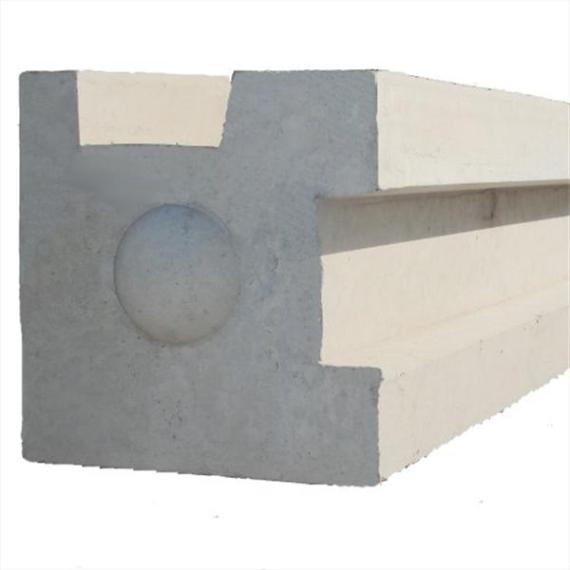 Concrete Corner Post - 4'6