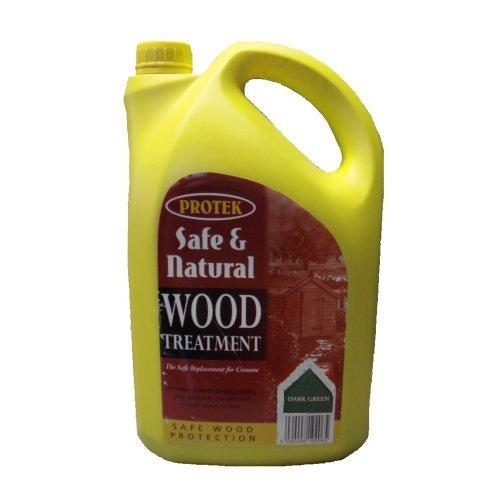 Dark Green Wood Treatment - 5ltr