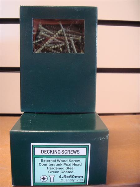 Decking Srews- 60mm