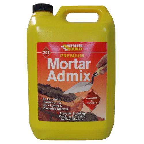 Everbuild Mortar Admix - 5lt
