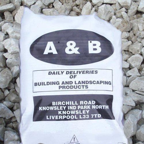Limestone 20-4mm - Bag