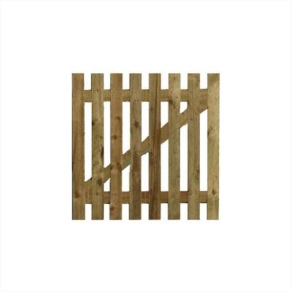 Picket Gate - 3'x3'