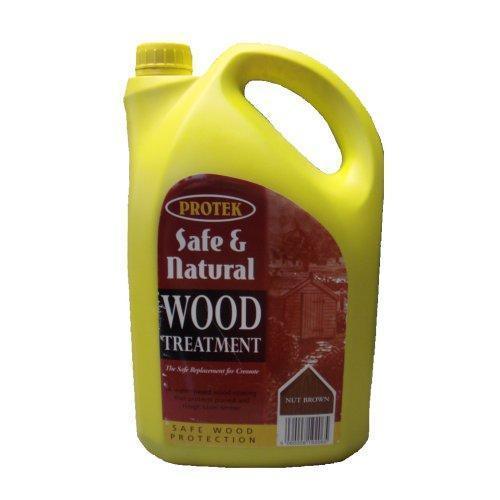 Nut Brown Wood Treatment - 5ltr