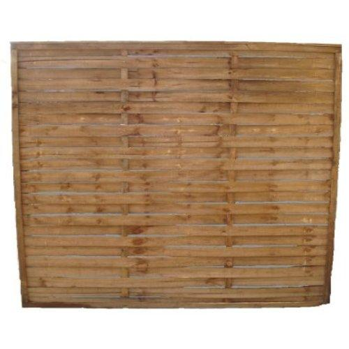 Trade Weave Fence Panel - 6'x6'