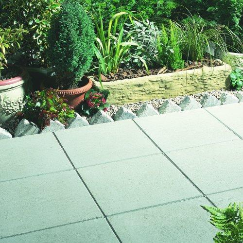 Wyresdale Smooth Paving Flag 600x600x40mm - Natural