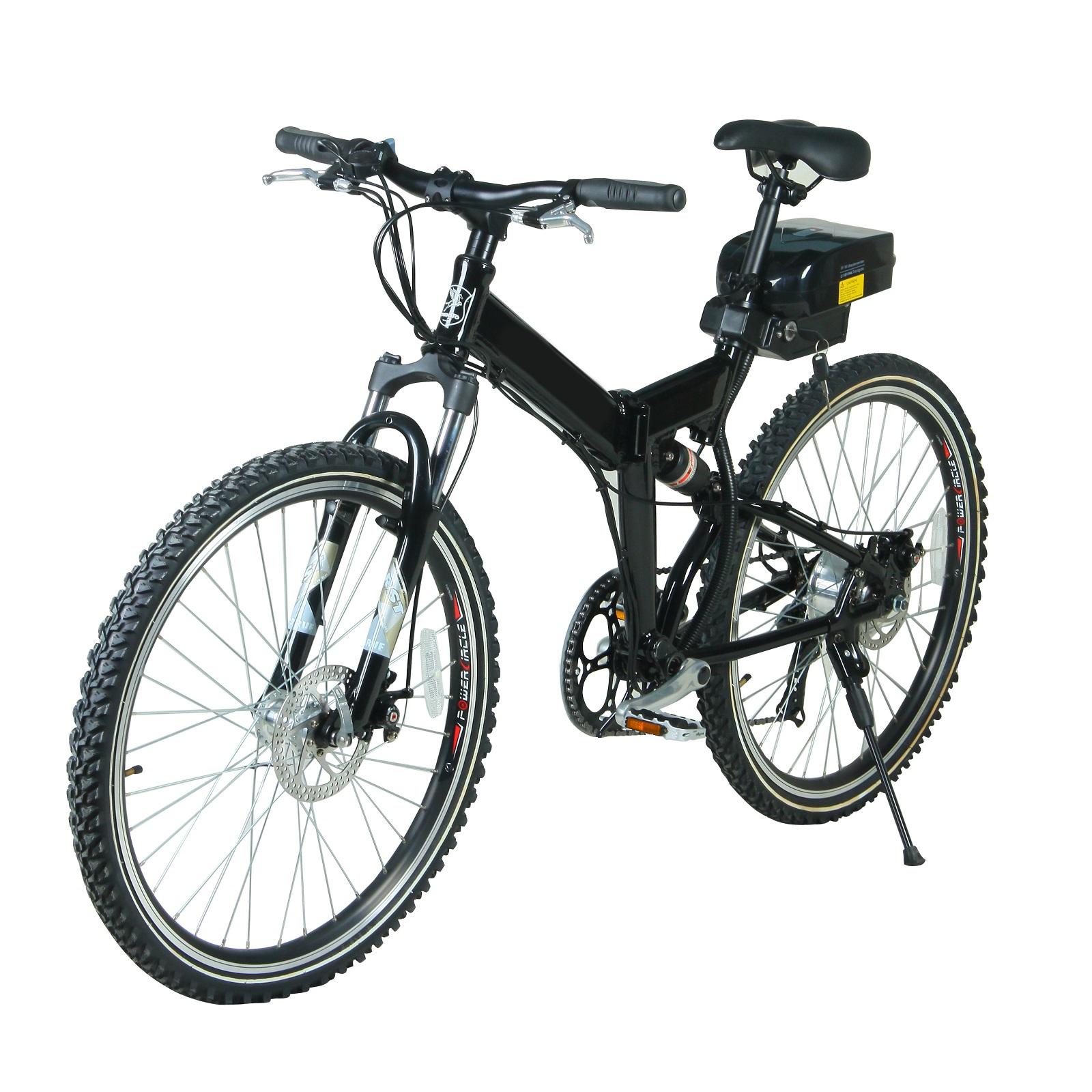 New Range Of Electric Bikes