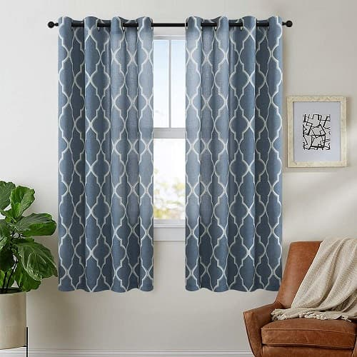how to choose feng shui curtains
