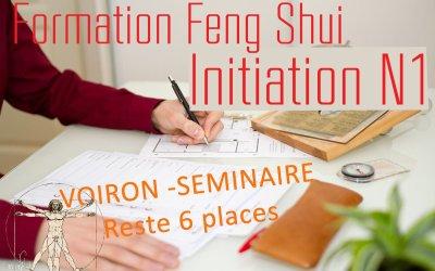 Juillet 2018 – Séminaire Initiation Feng Shui VOIRON 38