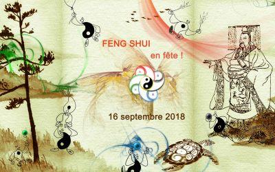 16 Sept 2018 – Feng Shui et Bien Être en fête !