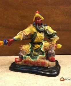 Feng Shui Kuan Kung figurine