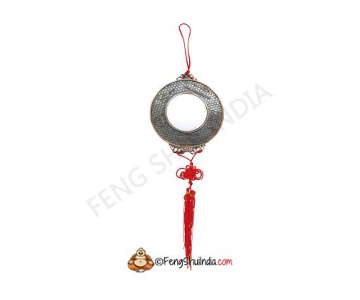 Feng Shui Bagua Mirror Hanging