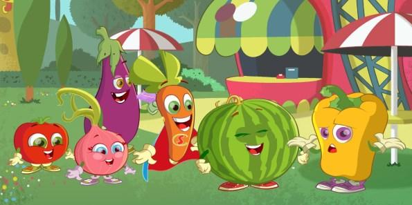 Carotina Superbip e i suoi amici