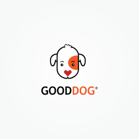 good dog logo